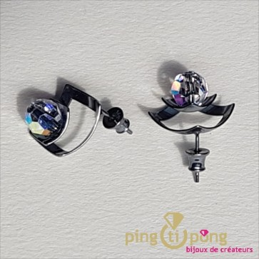 Boucles BLACKPEARL de OSTROWSKI Design