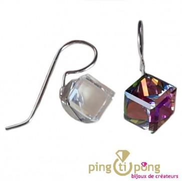 Boucles cube SPARK aurore boréale