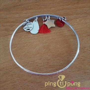 Bracelet Lou jonc La Petite Sardine