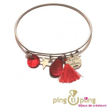 Bracelet La Petite Sardine Jonc