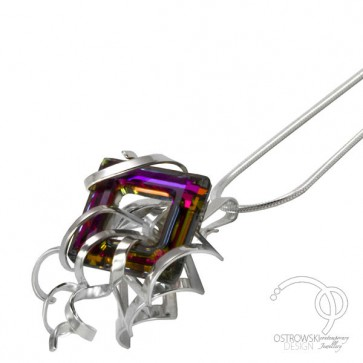 collier en argent extraordinaire de ostrowski Design