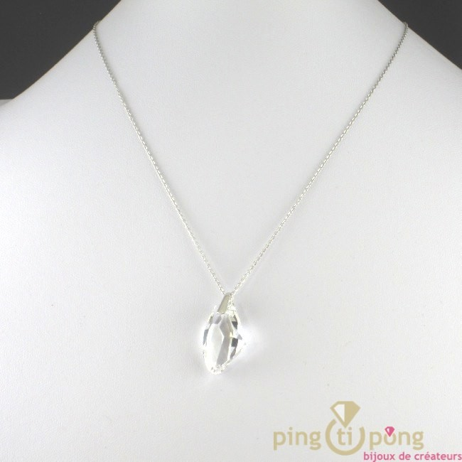 Bijoux Argent Swarovski : Bijoux swarovski collier