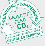 La Poste réduit et compense ses émissions de CO2