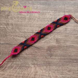 Bracelet brésilien rouge