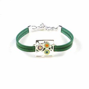 Bracelet Pastacuita Vert