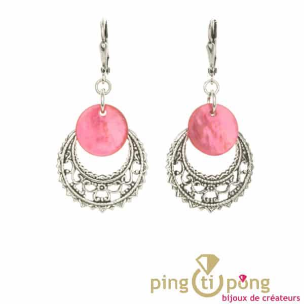 Earrings India Souvenir Collection