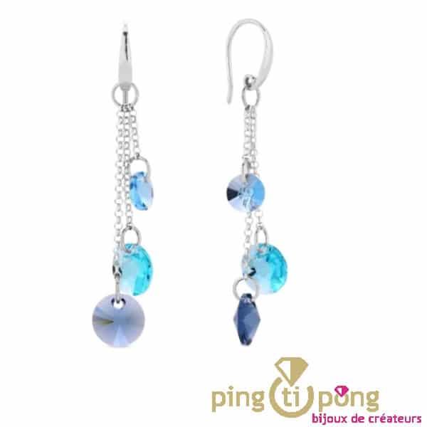 Boucles Rugiada bleues de SPARK
