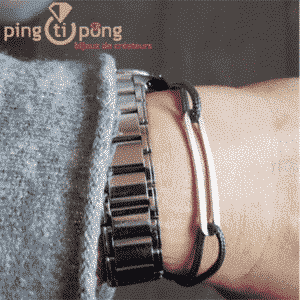 Bracelet argent LAFOND