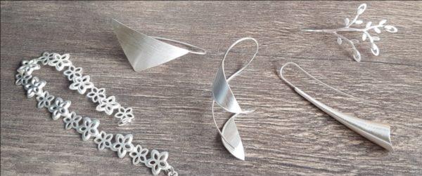 Bijoux originaux : argent massif de KELIM DESIGN