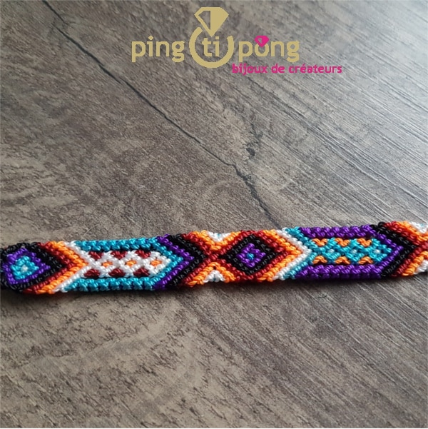 Bracelet tibétain de Olivier Lafond